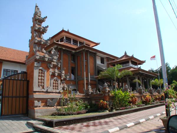 About bali my father s home an orphanage located in